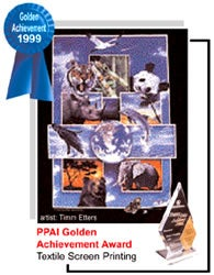 PPAI Golden Achievement Award 1999
