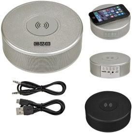 Orbit Alarm Clock Speaker and Power Bank