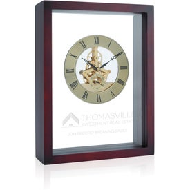 Shadow Box Clock
