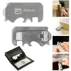 Benjamin Money Clip Multi-Tool