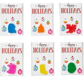 Assorted Holiday Crayons