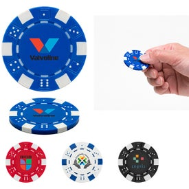 Big Blind Poker Chip