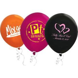 """Crystal Latex Balloon (11"""")"""