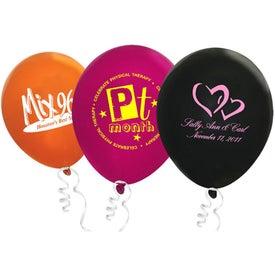 """Crystal Latex Balloon (9"""")"""