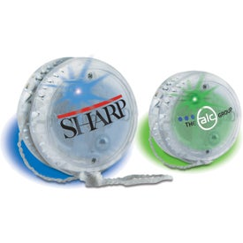 Crystal Lighted Yoyos