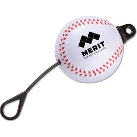Flying Baseball Slingshot