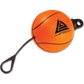 Flying Basketball Slingshot