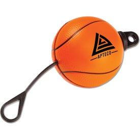 Flying Basketball Slingshot