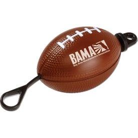 Flying Football Slingshot