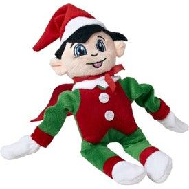 Flying Jingling Happy Elf