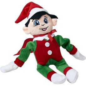 Flying Jingling Happy Elf