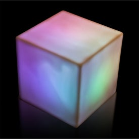 LED Color Morphing Cube