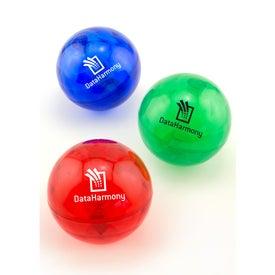 Lighted Air Throw Ball