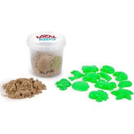 Magic Sand Sets with 12 Piece Molds (5.3 Oz.)