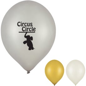 "Metallic Party Balloon (17"")"