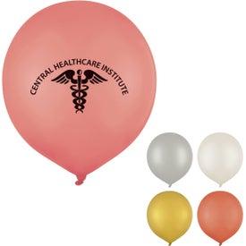 """Metallic Tuf-Tex Balloon (36"""")"""