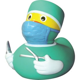 Rubber Duck Doctor