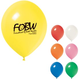 "Standard Tuf-Tex Balloon (17"")"