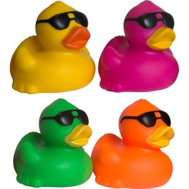 Cool Rubber Duck