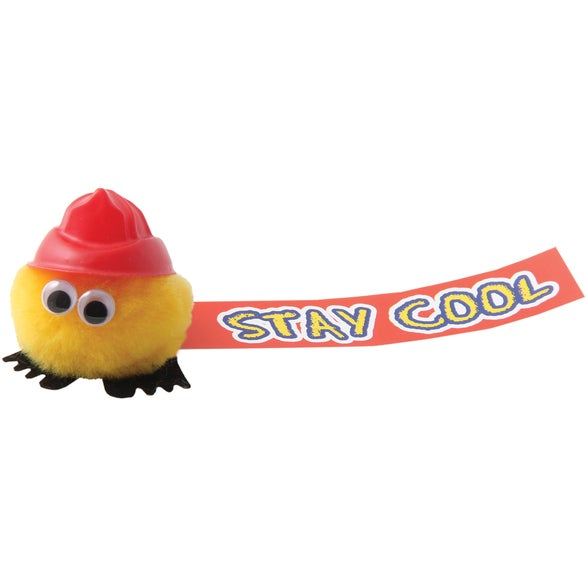 Yellow Firefighter Weepul