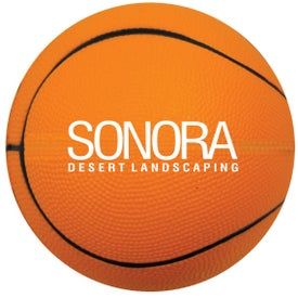 "Foam Basketball (4"" Dia.)"