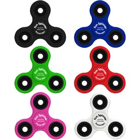 Fun Spinner Fidget Toy and Stress Reliever
