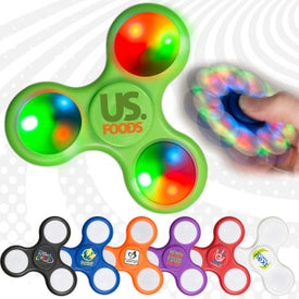 Light Up PromoSpinner