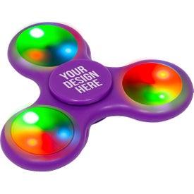 Light Up PromoSpinner