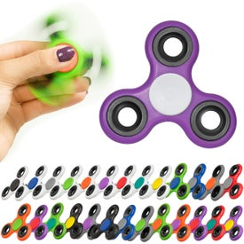 Turbo-Boost Multi-Color PromoSpinner