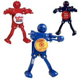 Wind-Up Boogie Bots