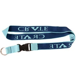 Woven Neck Lanyard for Advertising