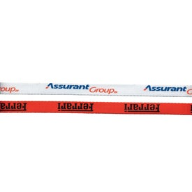 Flat Polyester Lanyard for Your Church