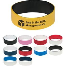 """Silicone Bracelet (Unisex, 1"""" x 8"""")"""