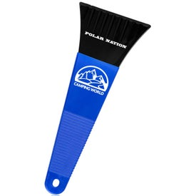 """Personalized 10"""" Polar Ice Scraper - Recycled"""