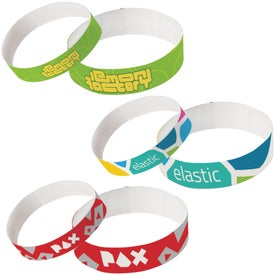 "10 Pt. Polyethylene Wristbands (0.5625"")"