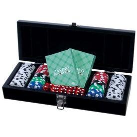 Company 100 Chip Executive Poker Set