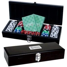100 Chip Executive Poker Set