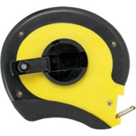 Customized 100' Contractor Tape Measure