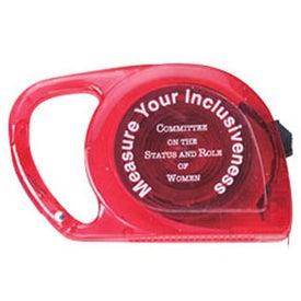 Customized 10 Ft. Carabiner Tape Measure