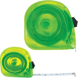 Translucent Tape Measure (10. Ft.)