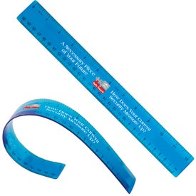 "12"" Flexible Ruler for Promotion"