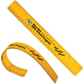 "12"" Flexible Ruler for your School"