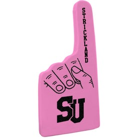 "12"" #1 Foam Hand for your School"