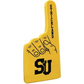 "12"" #1 Foam Hand for Marketing"