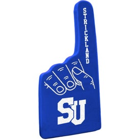 "12"" #1 Foam Hand for Your Company"