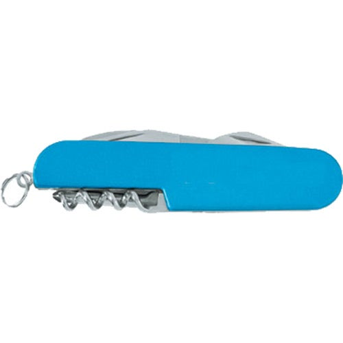 Blue 12-in-1 Anodized Knife