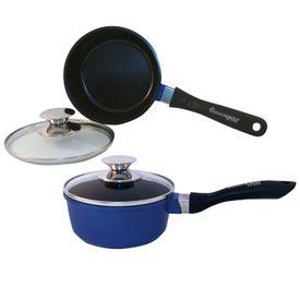1.25 Quart Ceramic Sauce Pan with Lid