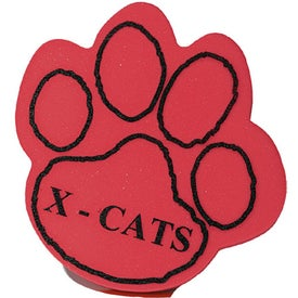 """13"""" Paw Mitt (Outlined)"""