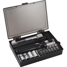 Custom 14-Piece Multi Tool Box
