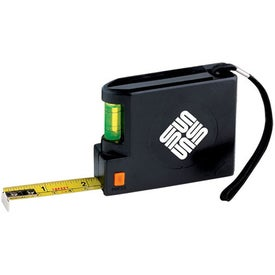 Promotional 16 FT. Tape Measure With Level